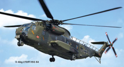 Revell 04834 - CH-53 GA Heavy Transport Helicopter